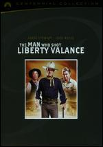 The Man Who Shot Liberty Valance [Paramount Centennial Collection] [2 Discs] - John Ford
