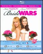 Bride Wars [3 Discs] [Includes Digital Copy] [Blu-ray/DVD] - Gary Winick