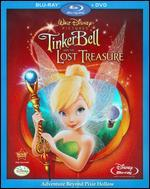 Tinker Bell and the Lost Treasure [2 Discs] [Blu-ray]