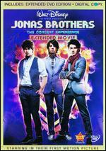 Jonas Brothers: The Concert Experience [Extended Version] [2 Discs] [Includes Digital Copy]
