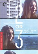 Two or Three Things I Know About Her [Criterion Collection]