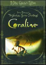 Coraline [Collector's Edition] [2 Discs] [Includes Digital Copy]
