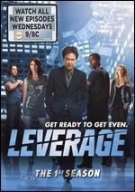 Leverage: The 1st Season [4 Discs]