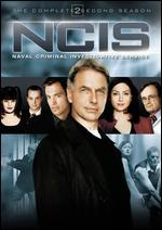 Ncis Naval Criminal Investigative Service-the Complete Second Season