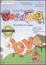 Preschool Prep Series: Meet the Sight Words, Vol. 3 -