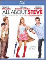 All About Steve [2 Discs] [Includes Digital Copy] [Blu-ray]