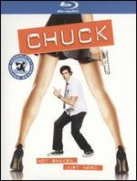 Chuck: The Complete Second Season [4 Discs] [Blu-ray]