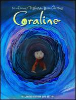 Coraline [Gift Set] [2 Discs] [Includes Digital Copy] [With 3D Glasses]