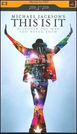 Michael Jackson's This Is It [UMD]
