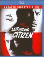 Law Abiding Citizen [Blu-ray] [2 Discs] [Rated/Unrated Director's Cut] - F. Gary Gray