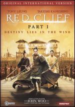 Red Cliff Original International Pt 1-Dvd Movie