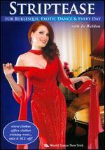 Jo Weldon: Striptease for Burlesque, Exotic Dance & Every Day