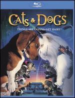 Cats & Dogs [With Movie Cash] [Blu-ray]