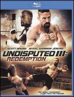 Undisputed III: Redemption [2 Discs] [Blu-ray/DVD]