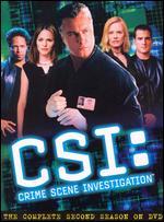 CSI: Crime Scene Investigation - The Complete Second Season [6 Discs] [Checkpoint] -