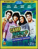 Camp Rock 2: The Final Jam [Extended Edition] [3 Discs] [Includes Digital Copy] [Blu-ray/DVD]