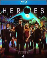 Heroes: Season 4 [4 Discs] [Blu-ray]