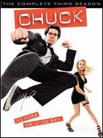 Chuck: The Complete Third Season [5 Discs]