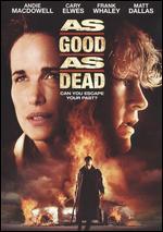 As Good as Dead - Jonathan Mossek
