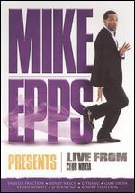 Mike Epps Presents: Live From Club Nokia [Dvd]
