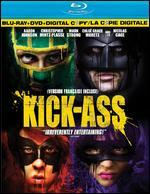Kick-Ass [3 Discs] [Includes Digital Copy] [Blu-ray/DVD]