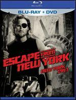 Escape From New York [Blu-ray/DVD]