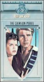The Crimson Pirate [Vhs]