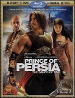 Prince of Persia: The Sands of Time [3 Discs] [Includes Digital Copy] [Blu-ray/DVD]