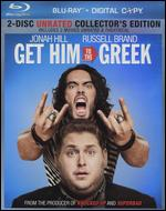 Get Him to the Greek [Includes Digital Copy] [Rated/Unrated] [2 Discs] [Blu-ray] - Nick Stoller