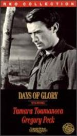 Days of Glory [Vhs]