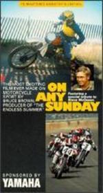 On Any Sunday [Vhs]