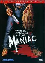 Maniac! - William Lustig