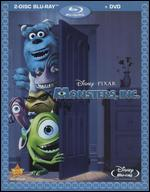 Monsters, Inc. [2 Discs] [Blu-ray/DVD] - David Silverman; Lee Unkrich; Pete Docter
