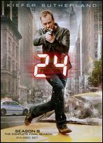 24: The Complete Eighth Season [6 Discs] -