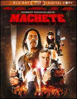 Machete [2 Discs] [Includes Digital Copy] [Blu-ray] - Ethan Maniquis; Robert Rodriguez