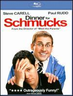 Dinner for Schmucks [Blu-Ray]