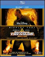 National Treasure [WS] [2 Discs] [Blu-ray/DVD] - Jon Turteltaub