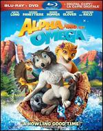Alpha and Omega [2 Discs] [Blu-ray/DVD] [Includes Digital Copy]