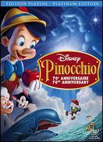 Pinocchio [70th Anniversary Platinum Edition] [French]