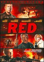 Red [Region 2 Formatted Dvd) (Not Compatible With Players in Usa/Canada)