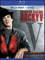 Rocky V [Blu-Ray/DVD] [2 Discs]