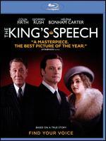The King's Speech [Blu-ray]