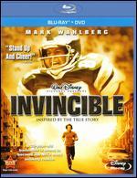 Invincible [Blu-Ray/DVD] - Ericson Core