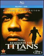 Remember the Titans (Blu Ray + Dvd Movie) Denzel Washington Sealed