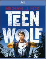 Teen Wolf Blu-Ray W/ Halloween Fp