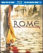 Rome: The Complete Second Season [5 Discs] [Blu-ray]