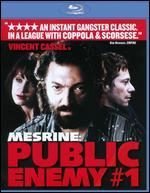 Mesrine: Public Enemy #1, Part 2 [Blu-ray]