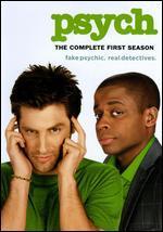 Psych: Season 01