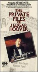 Private Files of J. Edgar Hoover [Vhs]