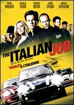 The Italian Job-Mark Wahlberg as Charlie Croker; Charlize Theron as Stella Bridger; Mos Def as Dvd